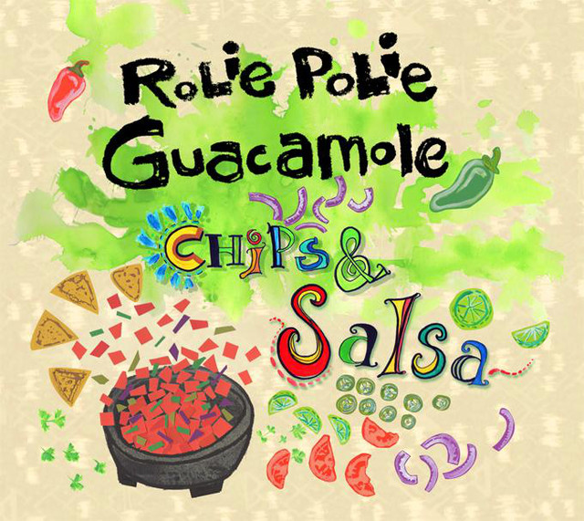 Rolie Polie Guacamole - Thursday 10:30 am EDT