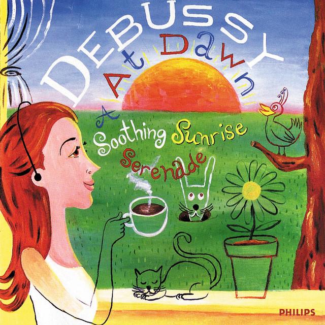 Debussy at Dawn Albumcover