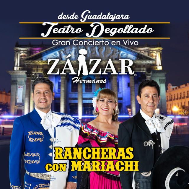 Rancheras Con Mariachi (En Vivo)