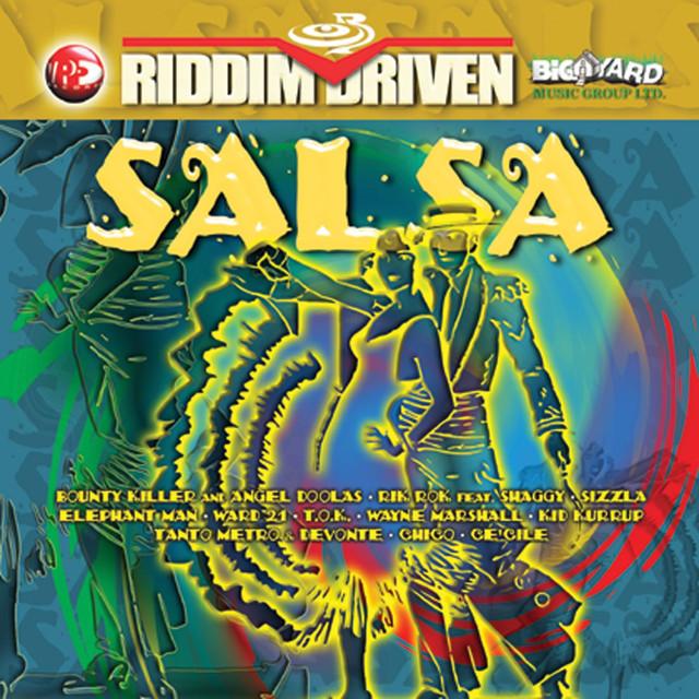 Riddim Driven: Salsa album cover