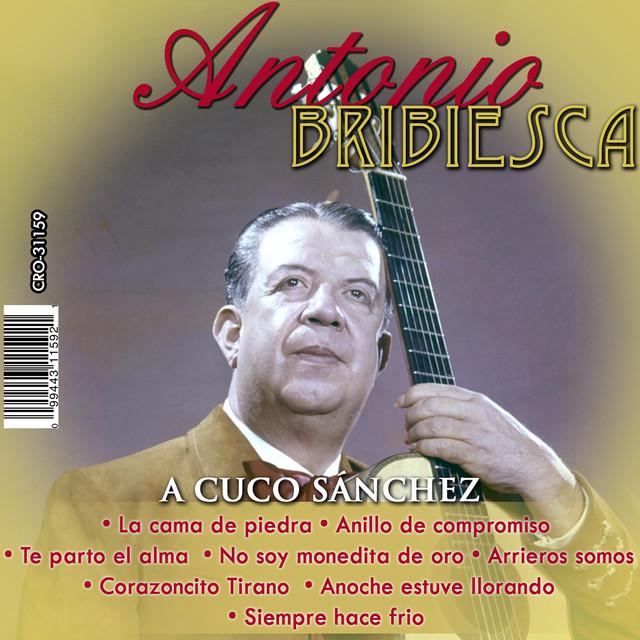 Antonio Bribiesca Interpreta a Cuco Sanchez