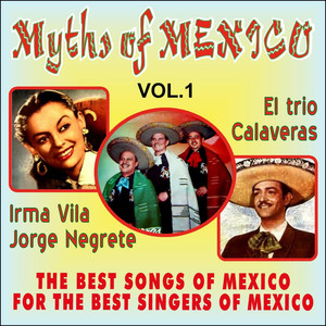 Trio Calaveras La Feria de las Flores cover