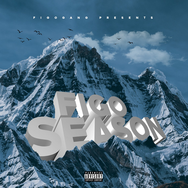 Album cover for Figo Season by Figo Gang