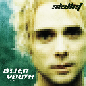 Alien Youth Albumcover