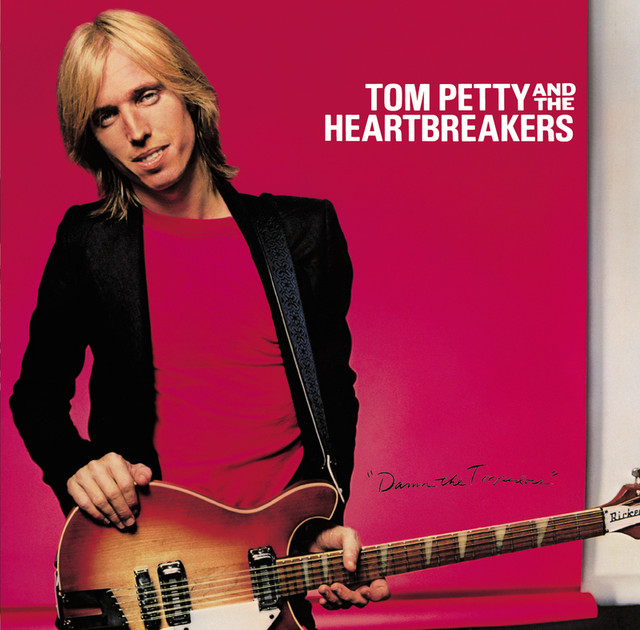 Skivomslag för Tom Petty & The Heartbreakers: Damn The Torpedoes