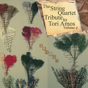 The String Quartet to Tori Amos Vol. 2: Pieces Albumcover