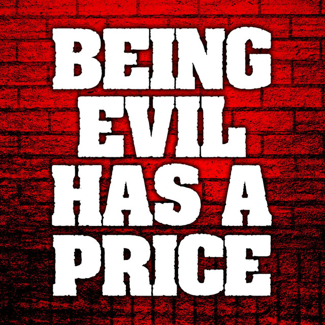"""Being Evil Has A Price (From """"Lucifer"""") [Cover], A Song By"""