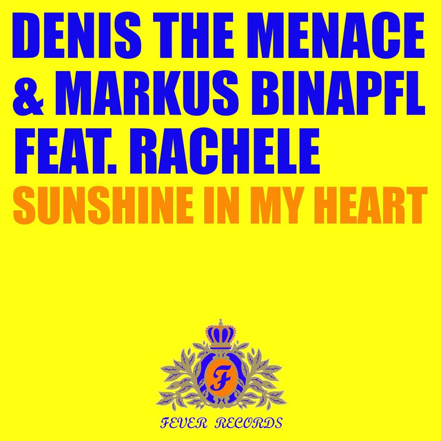sunshine in my heart original radio edit a song by denis the