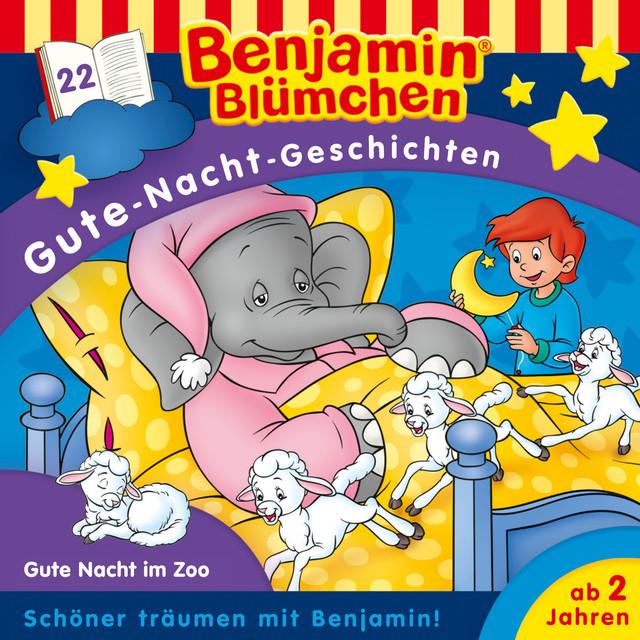 Gute-Nacht-Geschichten - Folge 22: Gute Nacht im Zoo Cover