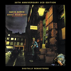 The Rise And Fall Of Ziggy Stardust And The Spiders From Mars [30th Anniversary Edition] Albumcover