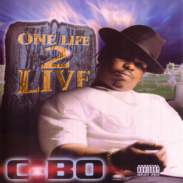 C-Bo One Life 2 Live album cover