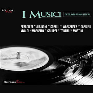 I Musici: The Columbia Records (Recorded 1953-1954) album