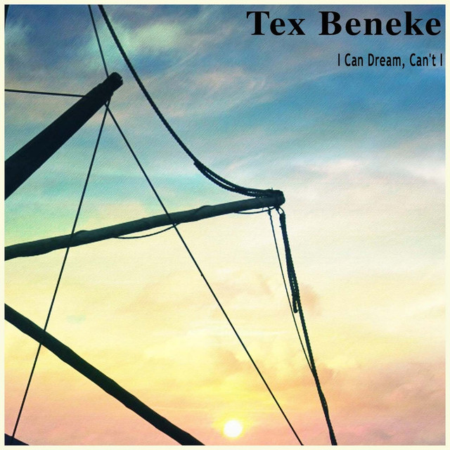 Tex Beneke I Can Dream, Can't I album cover