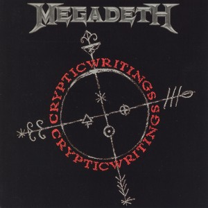 Cryptic Writings Albumcover