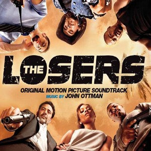 The Losers: Original Motion Picture Soundtrack Albumcover