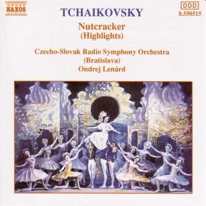 Tchaikovsky: The Nutcracker (Highlights) Albumcover