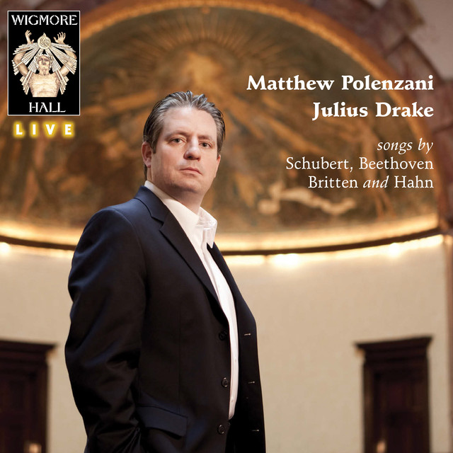 Schubert, Beethoven, Britten & Hahn (Wigmore Hall Live)