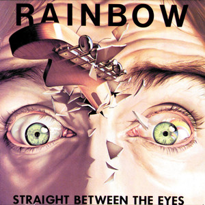 Straight Between the Eyes album