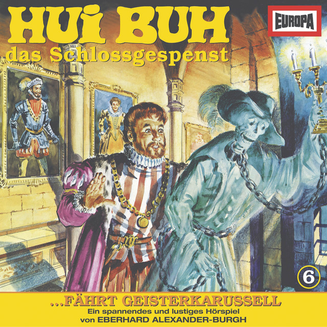 06 - fährt Geisterkarussell Cover