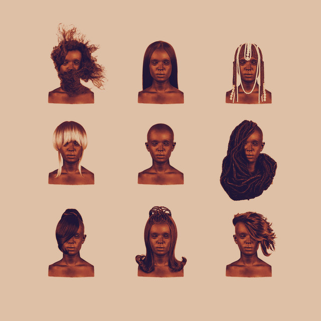 Album cover for TAKE ME A_PART, THE REMIXES by Kelela