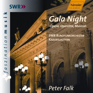 Falk: Gala Night Albumcover