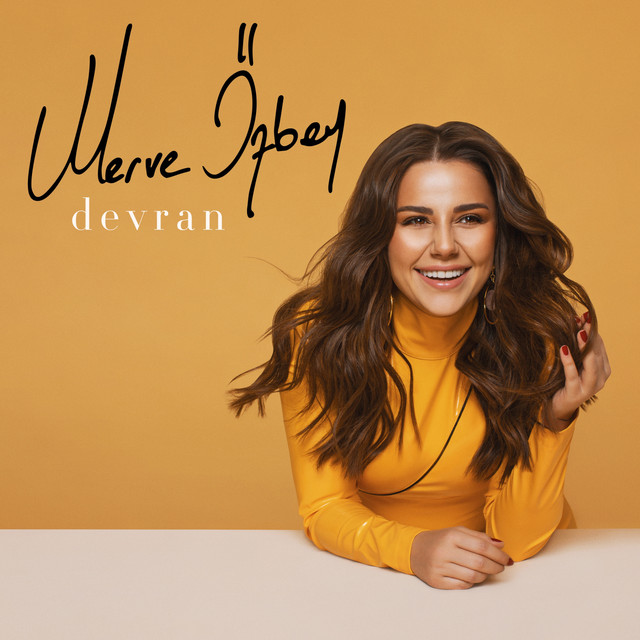 Album cover for Devran by Merve Özbey