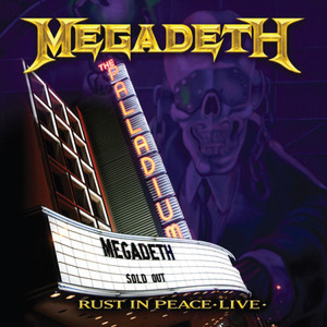 Rust In Peace Live Albumcover