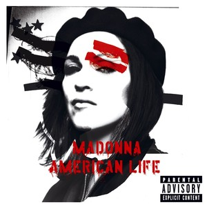 American Life Albumcover