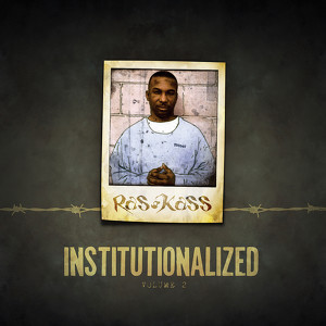 Institutionalized Vol. 2 Albumcover