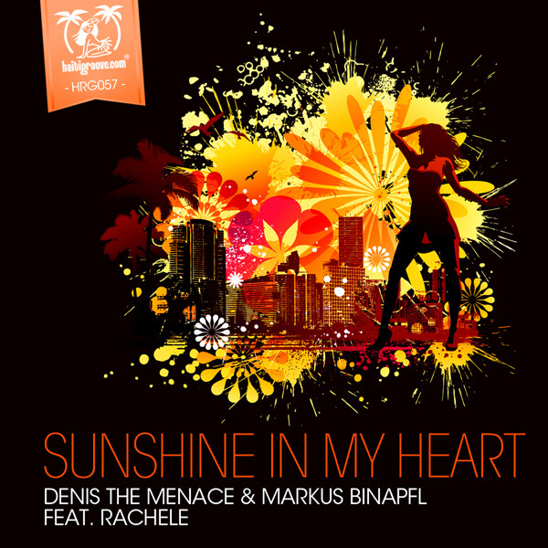 sunshine in my heart richard grey radio mix a song by denis the