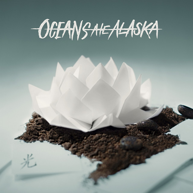 Album cover for Hikari by Oceans Ate Alaska