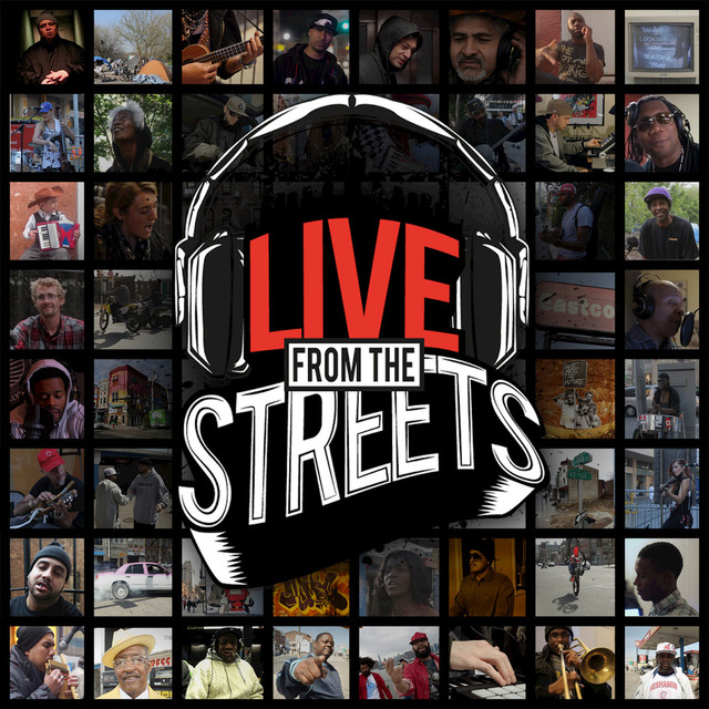 Live From The Streets