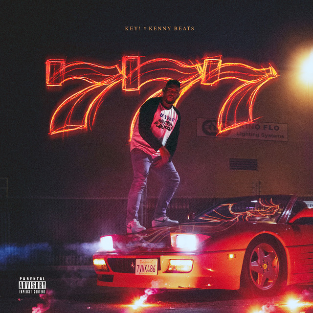 777 by KEY! on Spotify