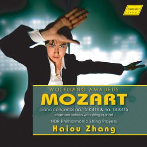 Mozart: Piano Concertos Nos. 12 & 13 (Arr. I. Lachner) Albümü