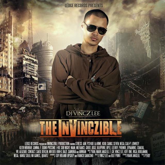dj vincz lee the invincible