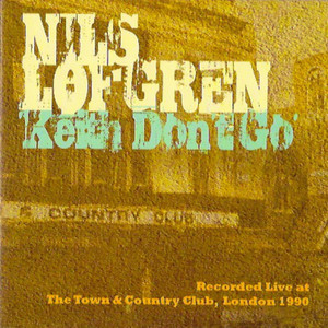 Keith Don't Go - Live at the Town & Country Club, London 1990 album