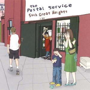 Such Great Heights Albumcover