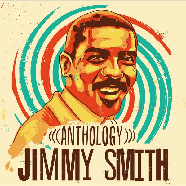 Jimmy Smith Anthology album cover