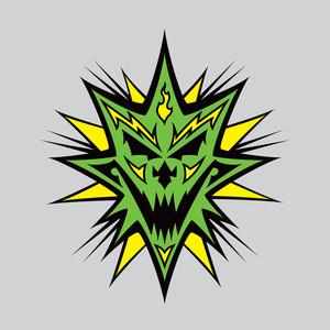 Bang! Pow! Boom! Green Albumcover