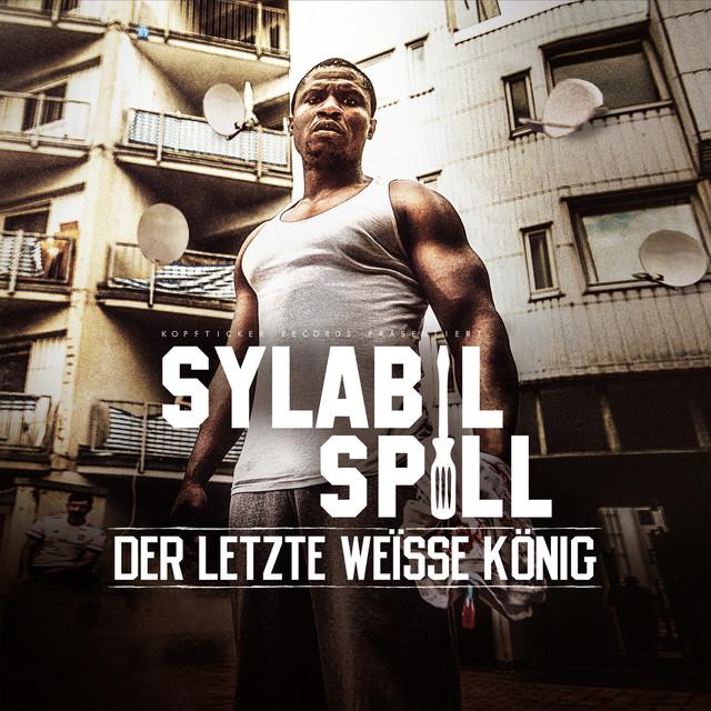 Album cover for Der letzte weisse König by Sylabil Spill