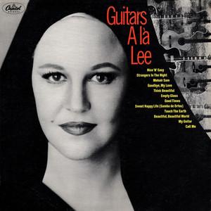 Guitars A La Lee album