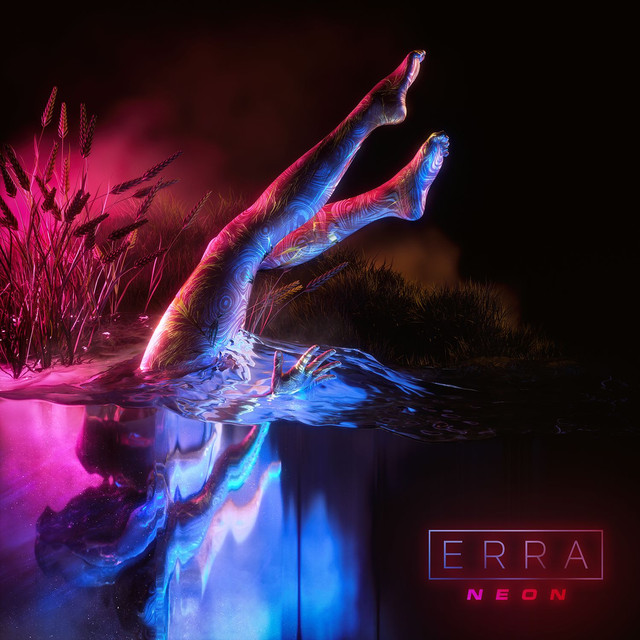 Album cover for Neon by Erra