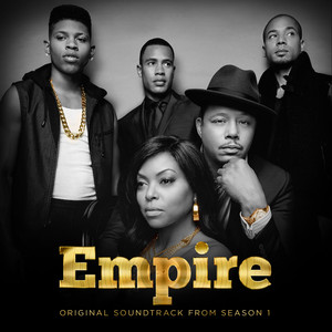 Original Soundtrack from Season 1 of Empire (Deluxe) Albumcover