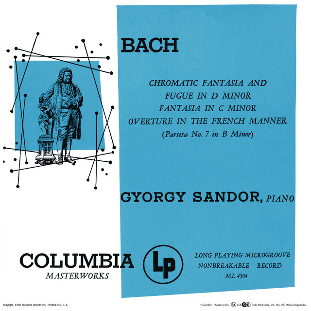 Bach: Chromatic Fantasy and Fugue & Fantasia & Partita in B Minor (Remastered)