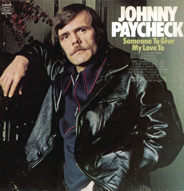 The Rain Never Falls In Denver A Song By Johnny Paycheck On Spotify