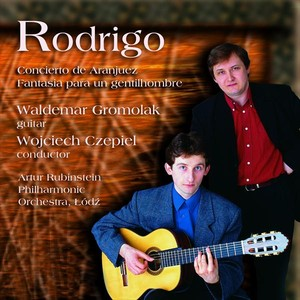 Waldemar Gromolak - guitar ; Wojciech Czepiel - conductor ; Artur Rubinstein Philharmonic Orchestra in Łódź ;