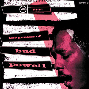 Bud Powell Get Happy cover