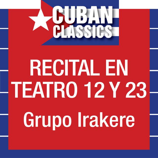Recital en Teatro 12 y 23