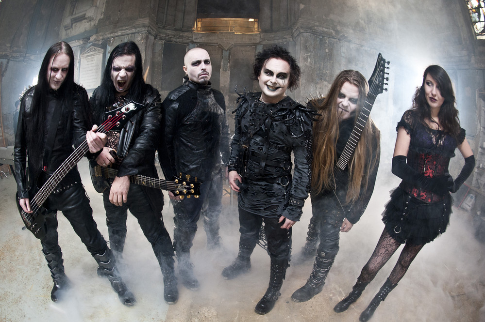 Cradle of Filth tickets and 2018 tour dates
