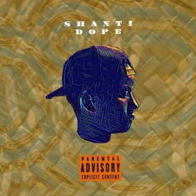 Album cover for Shanti Dope by Shanti Dope